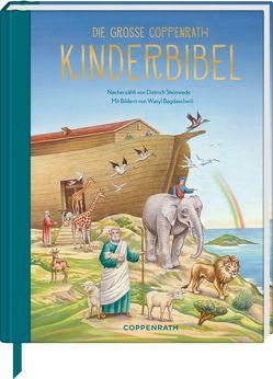 Die große Coppenrath Kinderbibel von Bagdaschwili,  Wasyl, Steinwede,  Dietrich