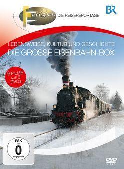 Die Grosse-Eisenbahn-Box von ZYX Music GmbH & Co. KG
