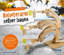 Die große Entdeckerbox: Roboterarm selber bauen von Riegler,  Thomas