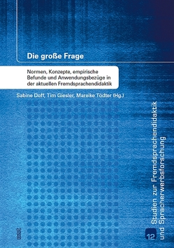 Die große Frage von Doff,  Sabine, Giesler,  Tim, Tödter,  Mareike