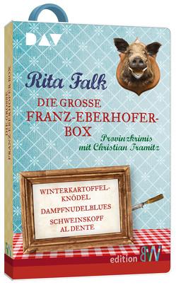 Die große Franz-Eberhofer-Box von Falk,  Rita, Tramitz,  Christian