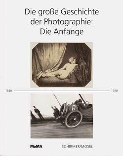 Die große Geschichte der Photographie von Bajac,  Quentin