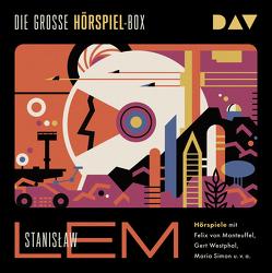 Die große Hörspiel-Box von div., Lem,  Stanislaw, Manteuffel,  Felix von, Simon,  Maria, Westphal,  Gert