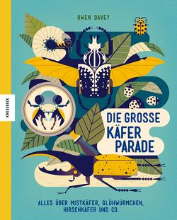 Die große Käferparade von Davey,  Owen, Schmidt-Wussow,  Susanne