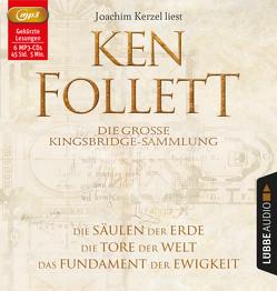 Die große Kingsbridge-Sammlung von Follett,  Ken, Kerzel,  Joachim