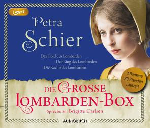 Die große Lombarden-Box von Carlsen,  Brigitte, Schier,  Petra