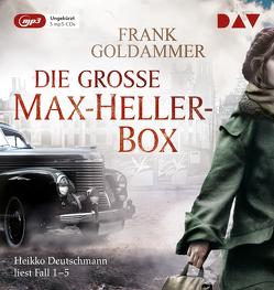 Die große Max-Heller-Box von Deutschmann,  Heikko, Goldammer,  Frank