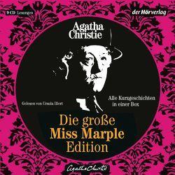 Die große Miss-Marple-Edition von Christie,  Agatha, Illert,  Ursula, Meinert,  Maria, Prost,  Klaus, Sandberg-Ciletti,  Mechtild, Schneider,  Hans-Karl, Weiser,  Edeltraud