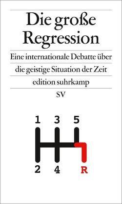 Die große Regression von Geiselberger,  Heinrich