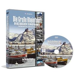 Die große Rheinfahrt in historischen Filmaufnahmen 3 von Rheindorf,  Hermann