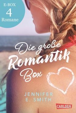 Die große Romantik-Box: 4 Liebesromane von Jennifer E. Smith von Herzke,  Ingo, Smith,  Jennifer E.