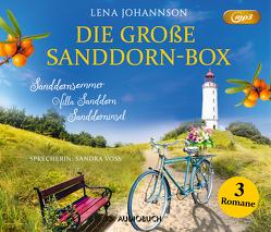 Die große Sanddorn-Box von Johannson,  Lena, Voss,  Sandra