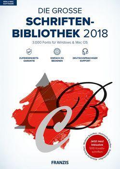 Die große Schriftenbibliothek 2018