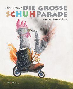 Die große Schuhparade von Popov,  Nikolai, Thuswaldner,  Werner
