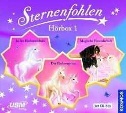 Die große Sternenfohlen Hörbox Folgen 1-3 (3 Audio CDs) von Chapman,  Linda