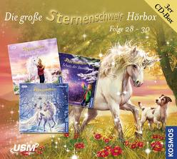 Die große Sternenschweif Hörbox Folgen 28-30 (3 Audio CDs) von Chapman,  Linda