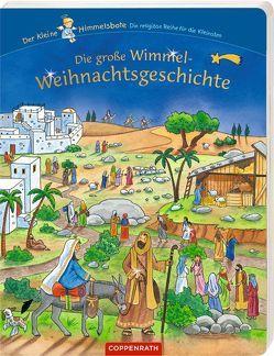 Die große Wimmel-Weihnachtsgeschichte von Schuld,  Kerstin M.