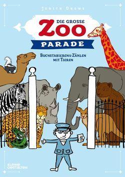 Die große Zoo-Parade von Drews,  Judith