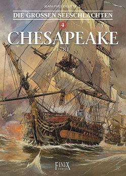 Die Großen Seeschlachten / Chesapeake von Delitte,  Jean-Yves, Nardo,  Federico