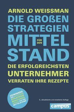 Die großen Strategien für den Mittelstand von Weissman,  Arnold