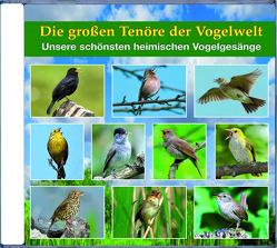 Die großen Tenöre der Vogelwelt von Dingler,  Karl-Heinz