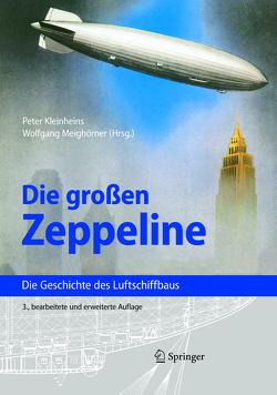 Die großen Zeppeline von Kleinheins,  Peter, Meighörner,  Wolfgang