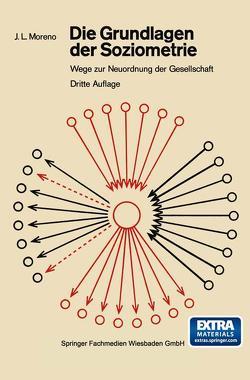 Die Grundlagen der Soziometrie von Moreno,  Jacob L.