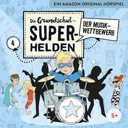 Die Grundschul-Superhelden / Der Musikwettbewerb von Lamp,  Florian, Sumfleth,  Marco
