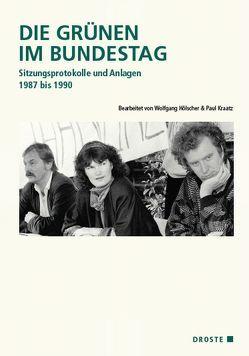 Die Grünen im Bundestag von Hölscher,  Wolfgang, Kraatz,  Paul