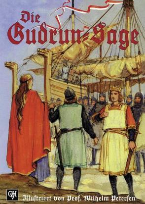 Die Gudrun-Sage von Peterßen,  Wilhelm