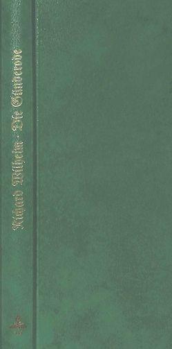 Die Günderode von Wilhelm,  Richard