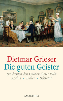 Die guten Geister von Grieser,  Dietmar