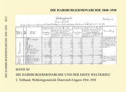 Die Habsburgermonarchie 1848-1918 / Die Habsburgermonarchie 1848-1918 Band XI/2: Die Habsburgermonarchie und der Erste Weltkrieg, 2. Teilband von Rumpler,  Helmut, Schmied-Kowarzik,  Anatol
