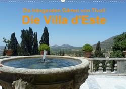 Die hängenden Gärten von Tivoli – Die Villa d'Este (Wandkalender 2021 DIN A2 quer) von Weimar,  Vincent