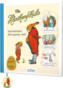 Die Häschenschule: Geschichten fürs ganze Jahr von Koch-Gotha,  Fritz, Mühlhaus,  Anne, Mühlhaus,  Rudolf, Sixtus,  Albert, Walther,  Julia