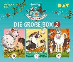 Die Haferhorde – Die große Box 2 (Teil 4-6) von Dietrich,  Bürger Lars, Dulleck,  Nina, Kolb,  Suza, Stiepani,  Sabine