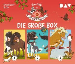 Die Haferhorde – Die große Box (Teil 1-3) von Dietrich,  Bürger Lars, Dulleck,  Nina, Kolb,  Suza