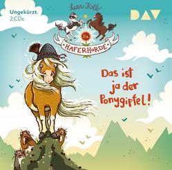 Die Haferhorde – Teil 13: Das ist ja der Ponygipfel! von Dietrich,  Bürger Lars, Dulleck,  Nina, Kolb,  Suza, Stiepani,  Sabine