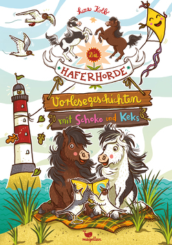 Die Haferhorde – Vorlesegeschichten mit Schoko und Keks von Dulleck,  Nina, Kolb,  Suza
