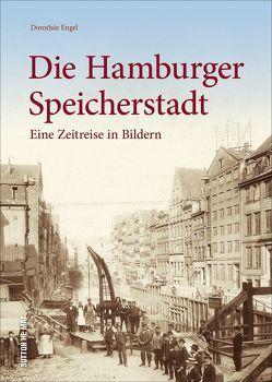 Die Hamburger Speicherstadt von Hamburger Buchkontor Dorothée Engel / 7%,  Dorothée