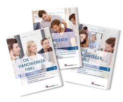 Die Handwerker-Fibel, Bände 1-3 von Gress,  Bernhard, Semper,  Dr. Lothar