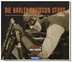 Die Harley-Davidson Story von Frank,  Aaron