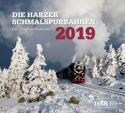 Die Harzer Schmalspurbahnen 2019