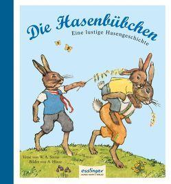 Die Hasenbübchen von Hinze,  Anneliese, Sixtus,  Walter Andreas
