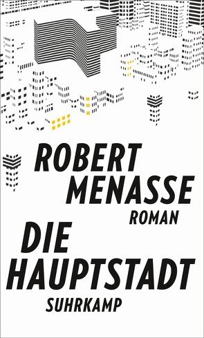 Die Hauptstadt von Menasse,  Robert