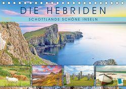 Die Hebriden: Schottlands schöne Inseln (Tischkalender 2019 DIN A5 quer) von CALVENDO