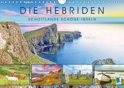 Die Hebriden: Schottlands schöne Inseln (Wandkalender 2019 DIN A4 quer) von CALVENDO