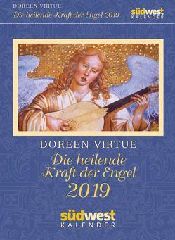 Die heilende Kraft der Engel 2019 Tagesabreißkalender von Virtue,  Doreen