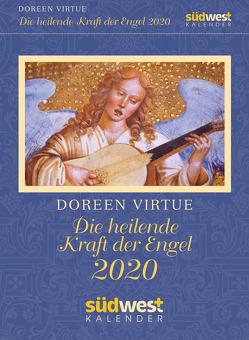 Die heilende Kraft der Engel 2020 Tagesabreißkalender von Virtue,  Doreen