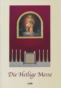Die Heilige Messe von Golde,  Hedi